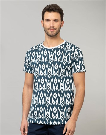 SLIM FIT T-SHIRT  DALLAS TİŞÖRT SLIM FIT T-SHIRT